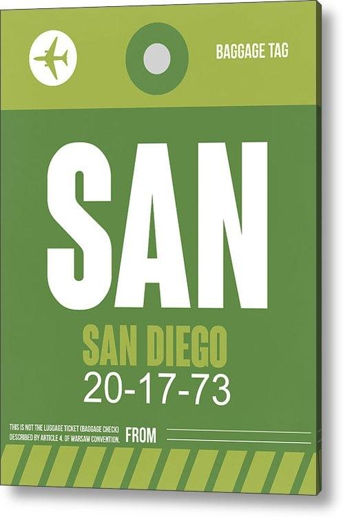Irina  March - San Diego Airport Poster ... Print