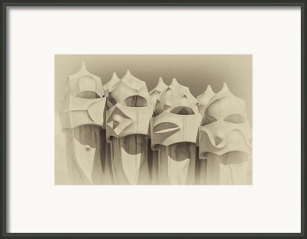 Jaroslav Frank - Symbol of Barcelona Print