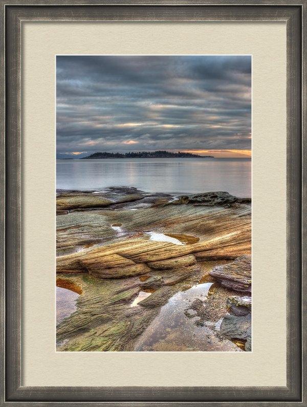 Randy Hall - Madrona Sunrise Print