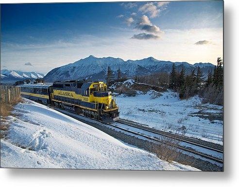 Ed Boudreau - Alaska 3010 Print