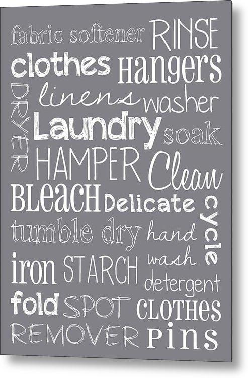 Jaime Friedman - Laundry Room Print