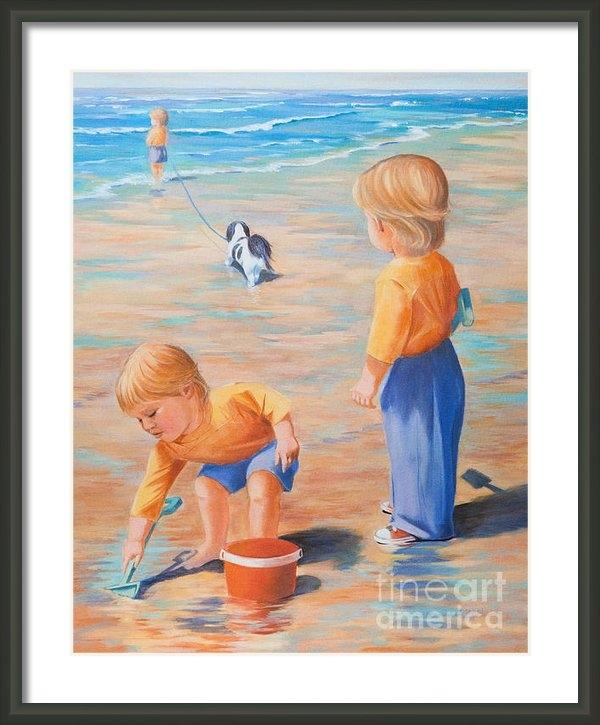 Judy Neebel - I Wish There Were Three o... Print