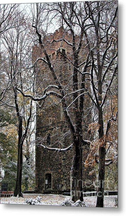 Mariola Bitner - Piastowska Tower in Ciesz... Print