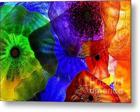 Mariola Bitner - Glass Palette Print