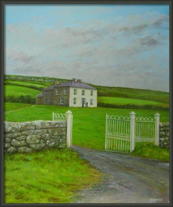 Eamon Doyle - Father Ted Print