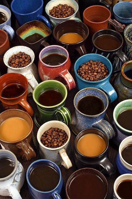 Ron Sumners - Coffee mugs Print