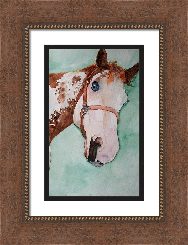 Cathy Meis - A Horse Called Ladybug Print