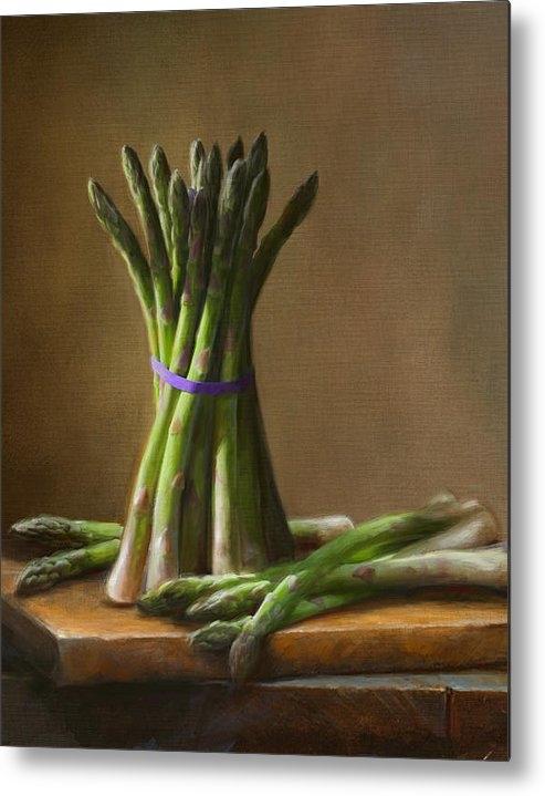 Robert Papp - Asparagus  Print
