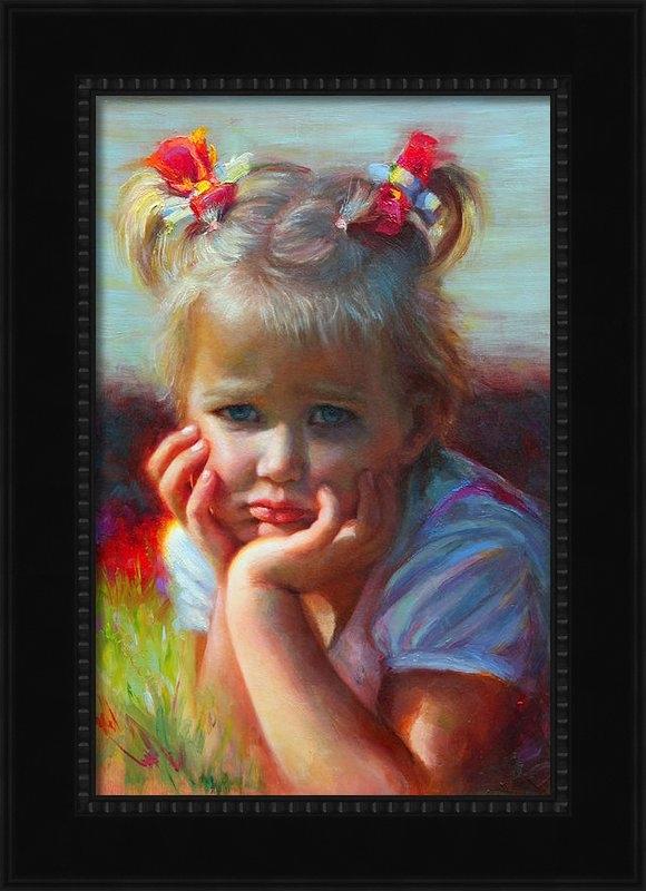 Talya Johnson - Little Miss Sunshine Print