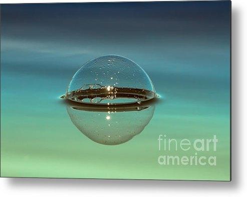 Heidi Piccerelli - Floating Bubble Print