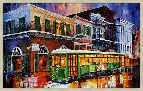 Diane Millsap - New Orleans Old Desire St... Print