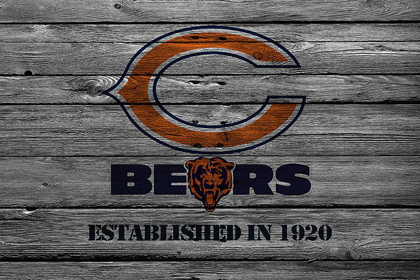 Joe Hamilton - Chicago Bears Print