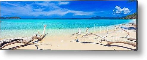 MotHaiBaPhoto Prints - Tropical beach Malcapuya Print