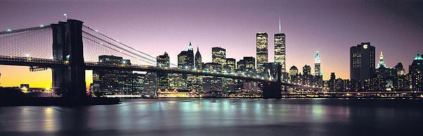 Jon Neidert - New York City Skyline Print