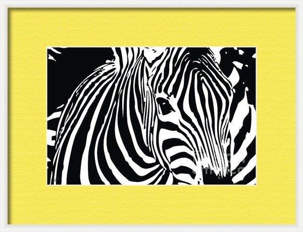 Eakaluk Pataratrivijit - zebra-01A Print