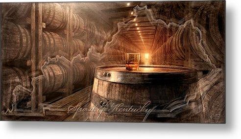 James Thornton - Spirit of Kentucky Print