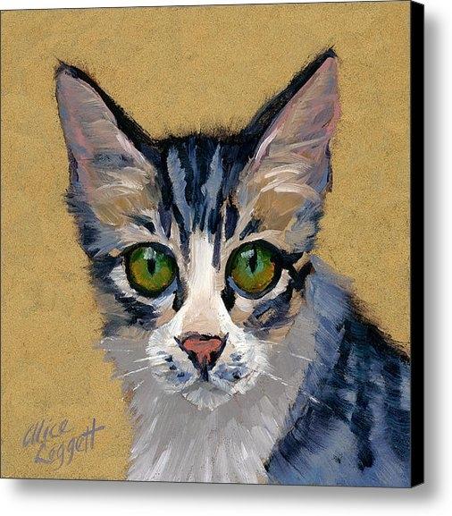 Alice Leggett - Cat Eyes Print
