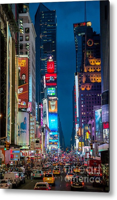 Ray Warren - Times Square I Print