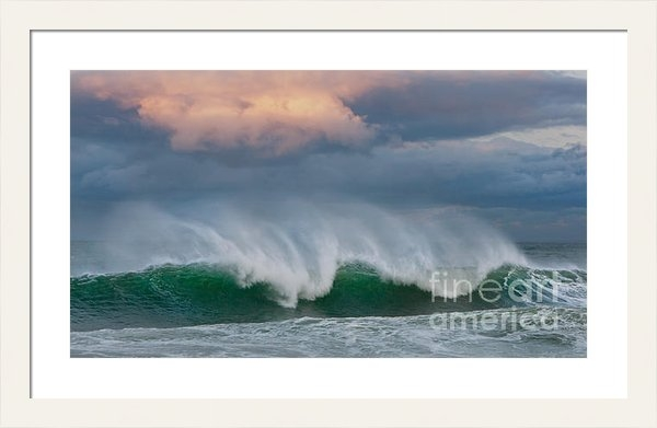 Betty Wiley - Waves Print