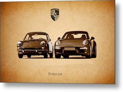 Mark Rogan - Porsche Print