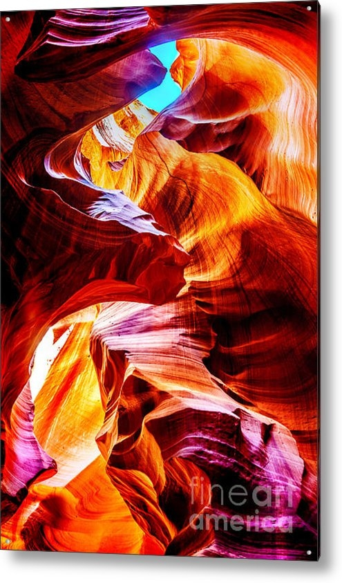 Az Jackson - Flowing Print