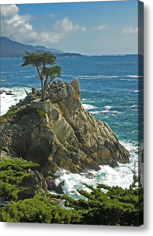 Rich Stedman - Cypress Point ll Print