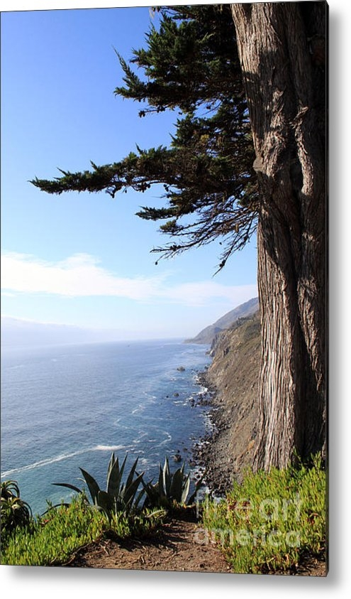 Linda Woods - Big Sur Coastline Print