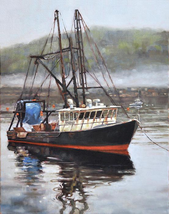 Todd Baxter - Sea Hag Print