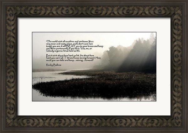 Greg DeBeck - Life Lessons Print