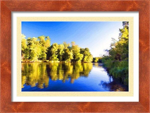 Rick Jackson - River Bend Print