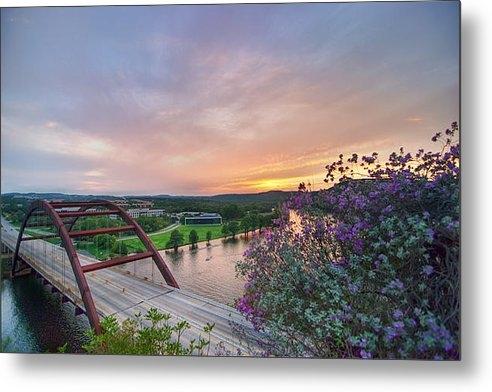 Preston Broadfoot - Austin Sunset over Pennyb... Print
