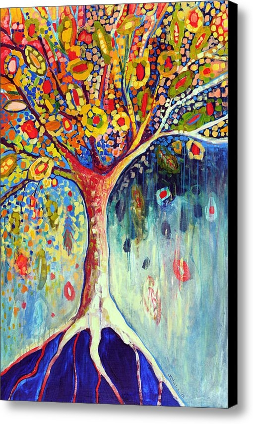 Jennifer Lommers - Fiesta Tree Print