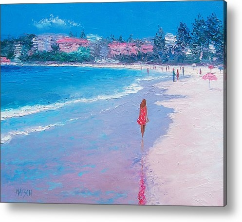 Jan Matson - Manly Beach Print