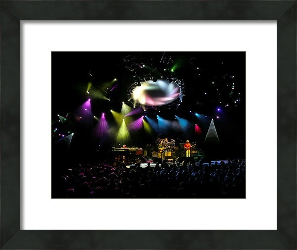 Shawn Everhart - Phish at Alpine Valley Print