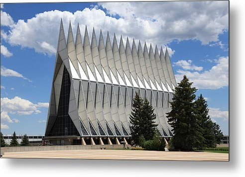 Sam Amato - US Airforce Academy Chape... Print