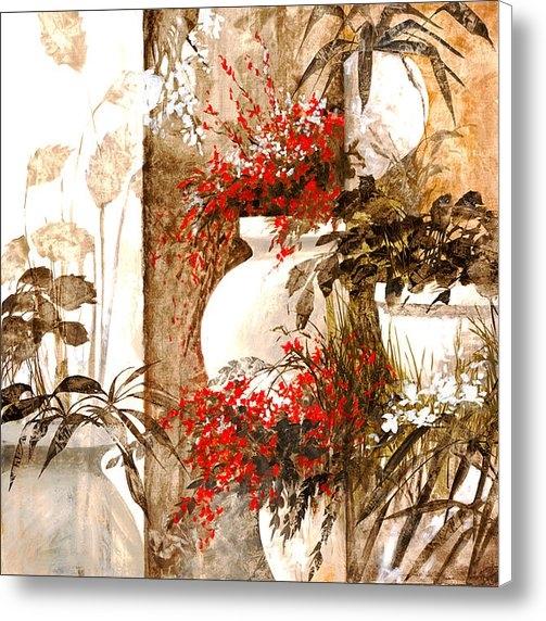 Guido Borelli - Uno Bianco Print