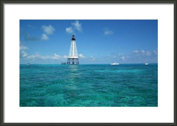 Tammy Chesney - Alligator Reef Lighthouse Print