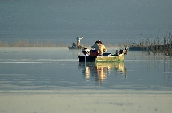 Treesha Duncan - The fishermen Print