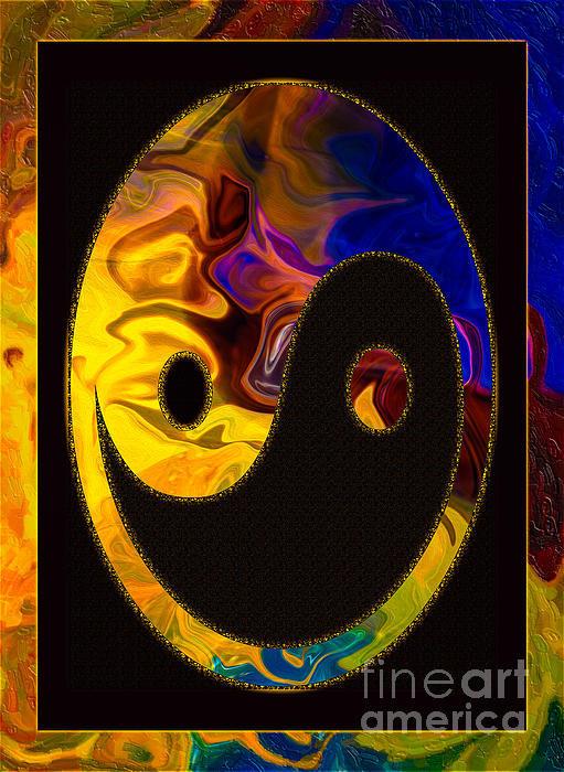 Omaste Witkowski - A Happy Balance of Energi... Print