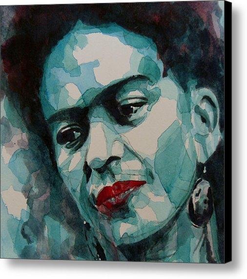 Paul Lovering - Frida Kahlo Print