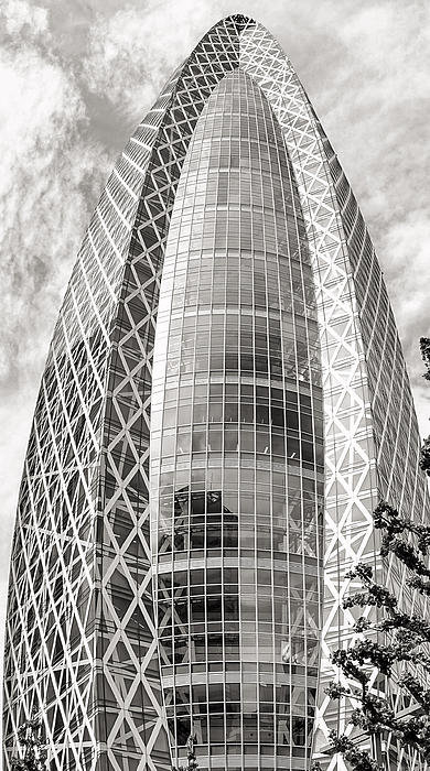 For Ninety One Days - Mode Gakuen Cocoon Tower Print