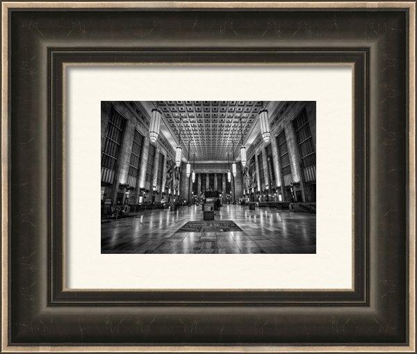 Rob Dietrich - The Station Print