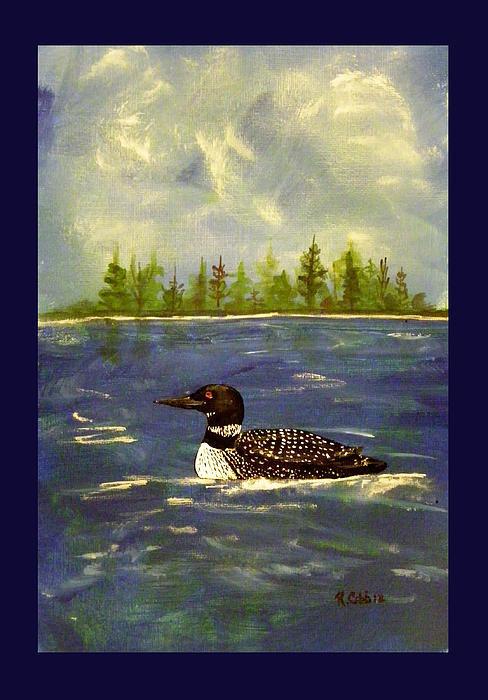 Robin Cobb - Stormy Skys Print