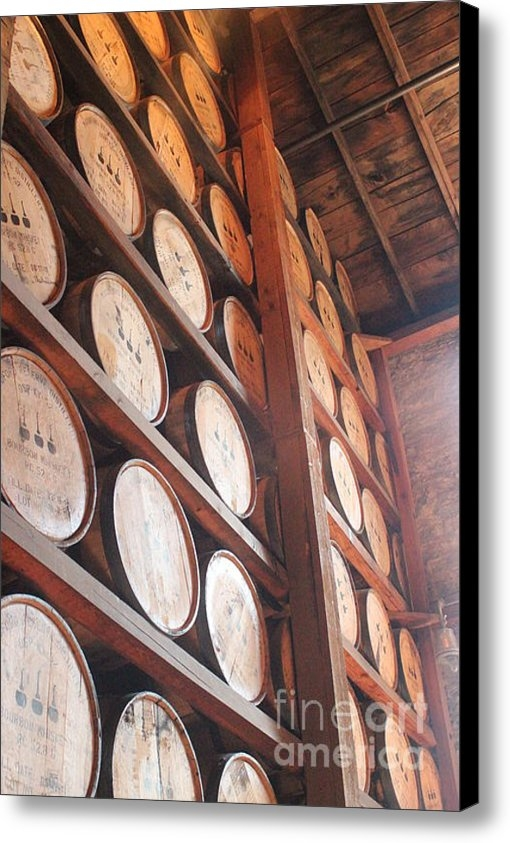 Angela Gallagher - Woodford Reserve Bourbon ... Print