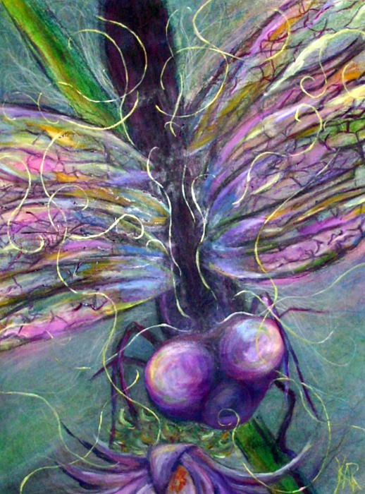 Art by Kar - Little Wings Print