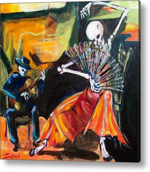 Sharon Sieben - Flamenco Fan Print