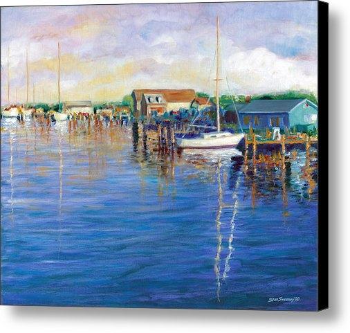 Stan Sweeney - Ocracoke Sunrise Print