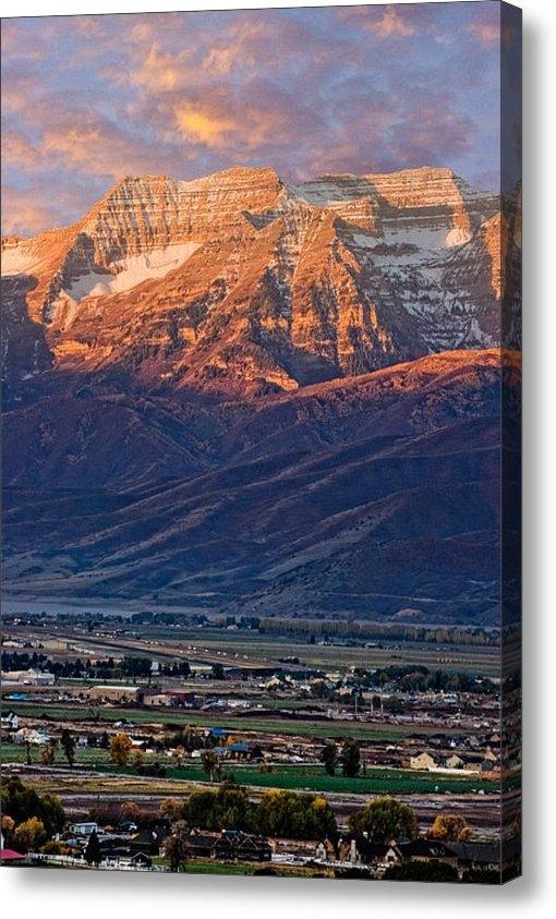 Utah Images - Heber Valley Print