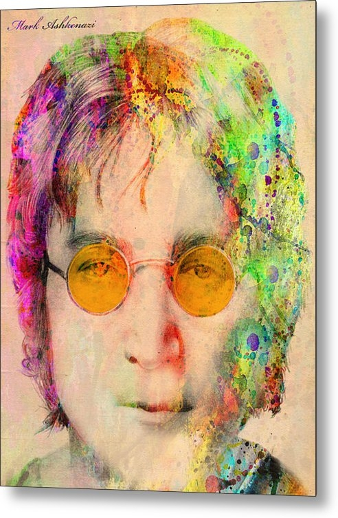 Mark Ashkenazi - John Lennon Print