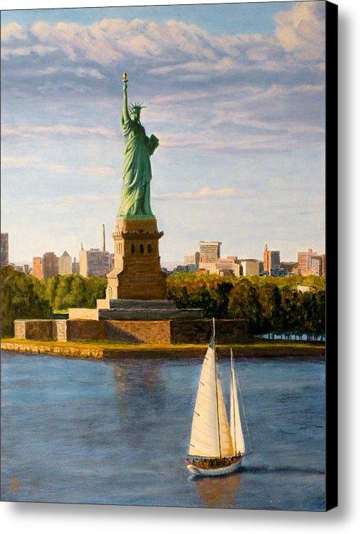 Joe Bergholm - Statue of Liberty Print